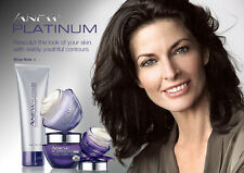 Avon Anew Platinum Anti-Aging Products Platinum with pronounced wrinkles 55+