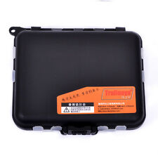 Double layer fishing tackle storage box lure accessories box Fishing Tackle