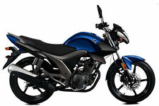 AJS JS125 Eco 3 125cc - BRAND NEW LEARNER LEGAL MOTORCYCLE