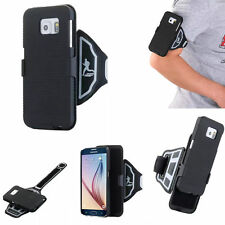 Running Sports Armband Case Cover with Belt Clip For Samsung Galaxy iphone PLUS