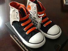 Infant Boys Hi-Top Converse Shoes/ Size 5, :6, ,1/NWT