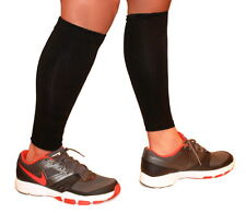 Calf Compression Sleeve Training Exercise Athletic Leg Sleeve (Pair)3 days ship.