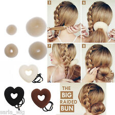 Hair Donut Bun Ring Hair Bun Makers Bun Twist Maker Majic Hair Styling Tools