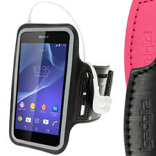 Anti-Slip Sports Armband for Sony Xperia Z2 D6503 D6543 Gym Running Jogging Case