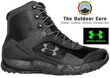 Under Armour Men's Valsetz RTS Trail POLICE Boots ALL COLORS & SIZES Black BOOT