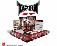 TAPOUT XT COMPLETE SET OF 12 DVDS TRAINING DVD *AUS STOCK*