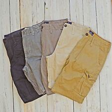 AMERICAN EAGLE Mens Cotton Cargo Shorts | SALE | 1/2 Price