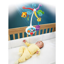 Fisher-Price - Brilliant Basics 2-in-1 Activity Friends Mobile ** GREAT GIFT **
