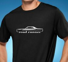 1968 1969 Plymouth Road Runner Muscle Car Tshirt NEW FREE SHIPPING