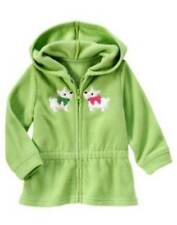 NWT Gymboree Girls Cheery All the Way Hoodie Size 3-6 M & 12-24 M