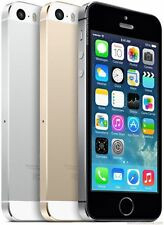 Original Unlocked Apple iPhone 5S Cell Phones iOS 8 SmartPhone  Cellphone AT&T