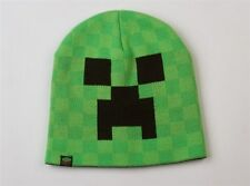 Minecraft Creeper Face Beanie Hat - Officially Licensed Two Sizes Available