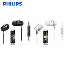 New Genuine Philips SHE-5205 Powerful sound,Big in bass Earphone
