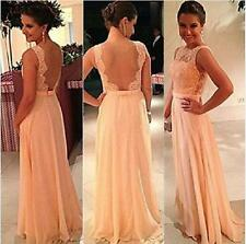 Sexy Womens Evening Party Ball Prom Gown Formal Bridesmaid Cocktail Dress L103