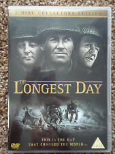 THE LONGEST DAY. 2 DISK DVD.