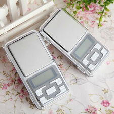 Pocket Digital Jewelry LCD Scale Weight  Balance Electronic 200g/0.01g