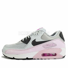 Nike WMNS Air Max 90 Essential [616730-112] NSW Running Silver/Grey-Pink-Lilac