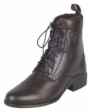 Ariat HERITAGE III Lace Paddock Boot - BROWN - Ladies Size: 5.5 - SALE!