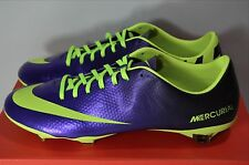 Nike Mercurial Vapor IX 9 FG Pro Made in Bosnia / Italy 555605 570 8,5US-11US