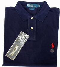 *NWT - POLO RALPH LAUREN Men's Mesh Knit Polo Pique - NAVY - Sizes: S - XL