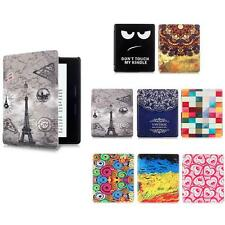 Case Cover for Amazon Kindle Oasis New Stand Folio Flip Leather Color Painting