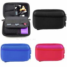 Portable Digital Accessory Hard Drive Organizer Storage Carrying Case Bag Pouch