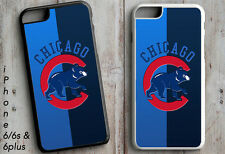 CHICAGO CUBS MLB BASEBALL 4, 4S, 5, 5S, 5C, 6, 6+