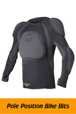 FORCEFIELD PRO SHIRT X-V BODY ARMOUR - MOTORCYCLE BODY ARMOUR (NO BACK INSERT)