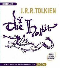 The Hobbit by J. R. R. Tolkien (2008, CD, Unabridged) NEW