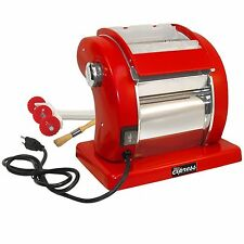 Pasta Maker Deluxe Electric Machine Cutting Tool Cleaning Brush Weston Roma New