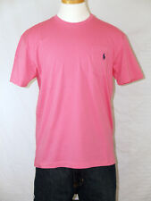 Polo Ralph Lauren Pink Pocket T-Shirt Polo Pony M L XL XXL NEW