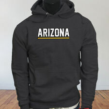 State Travel Tourist Grand Canyon  Arizona Vacation Proud Mens Charcoal Hoodie