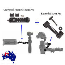 NEW Universal Frame Mount + Extended Arm PRO Version For DJI OSMO Handheld Gimba