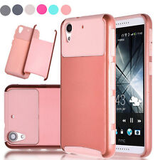Slim Fit Hybrid Shockproof Armor Case Hard Protective Cover For HTC Desire 626S