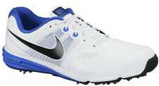 Nike Lunar Command Golf Shoes 704427 red White/Lyon Blue/Black Mens New $150
