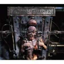IRON MAIDEN THE X FACTOR CD NEW