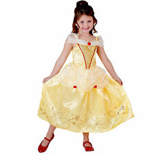Disney Belle Princess Costume - 7 to 8 year old