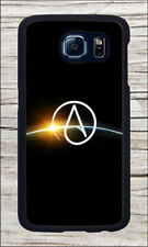 AGNOSTIC AND ATHEIST SYMBOL CASE FOR SAMSUNG GALAXY S6 -loc8Z