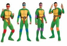 Teenage Mutant Ninja Turtles TMNT Donatello Michelangelo etc Adult Costume