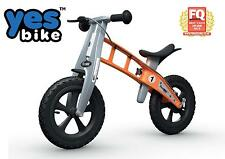 FirstBIKE BALANCE BIKE 'CROSS' - Children Kids Running Training Learning Bicycle