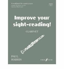 Improve Your Sight-reading! Clarinet, Grade 6: A Workbook for Examinations (Fabe