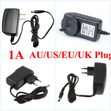 AU Plug 1A 12W Switching Power Supply 12V DC Adapter Input AC100-240V AC Plug