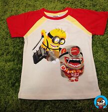 ���� Despicable Me - Minions ���� Boy Girl T-Shirt Top Birthday Gift