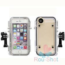 Extreme Sports IP68 Waterproof Case Cover For iPhone 6 Plus/6S Plus + GoPro Accs