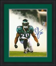 Philadelphia Eagles Brian Dawkins Autographed Signed Smoke Photo JSA PSA