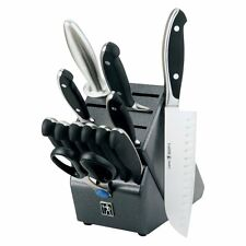 J.A. HENCKELS INTERNATIONAL Forged Synergy 13 Piece Kitchen Knife Block Set