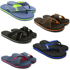 New Mens Summer Pool Flip - Flops Sandals Size 6 - 11