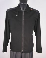Mens Zipper Jacket ( Bomber Jacket) Style Dino Brown 739