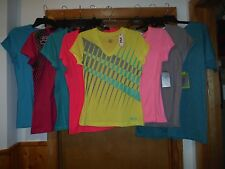 Short Sleeve Sport Stretch T-Shirts Tek Gear XL,LG,MD,SM,XS  many color NWT