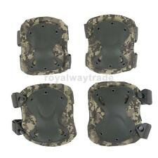 Climbing Skateboard Airsoft Tactical Protective Gear Knee Elbow Pads Set